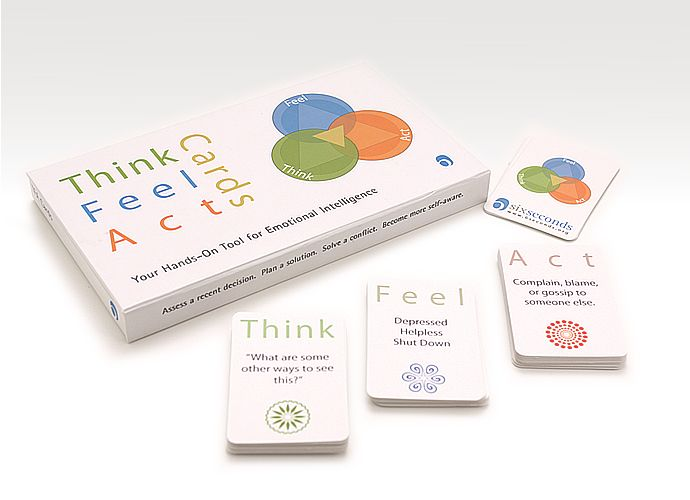 TFAカード(Think, Feel, Act Cards)